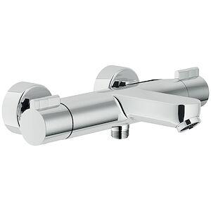 Nobili Abc Ab87010 Miscelatore Vasca Esterno 2 Vie Senza Duplex Coolbody Cromato Codice Prod: Ab87010/1cr
