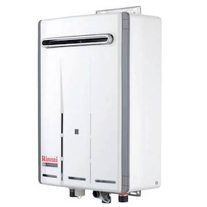 Rinnai Scaldabagno A Gas Istantaneo Infinity 17 Lt Minuto Da Esterno Codice Prod: Reu-Vrm1720wd-Ng