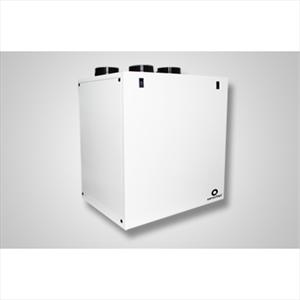 Aerauliqa Qr550abp Vmc Automatica Con Ctrl-Dsp Codice Prod: Vmcons1016