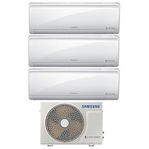 Samsung Condizionatore Trialsplit Serie Windfree Pure Ar12nxcxawkneu Ar12nxcxawkneu Ar12nxcxawkneu Aj068rcj3