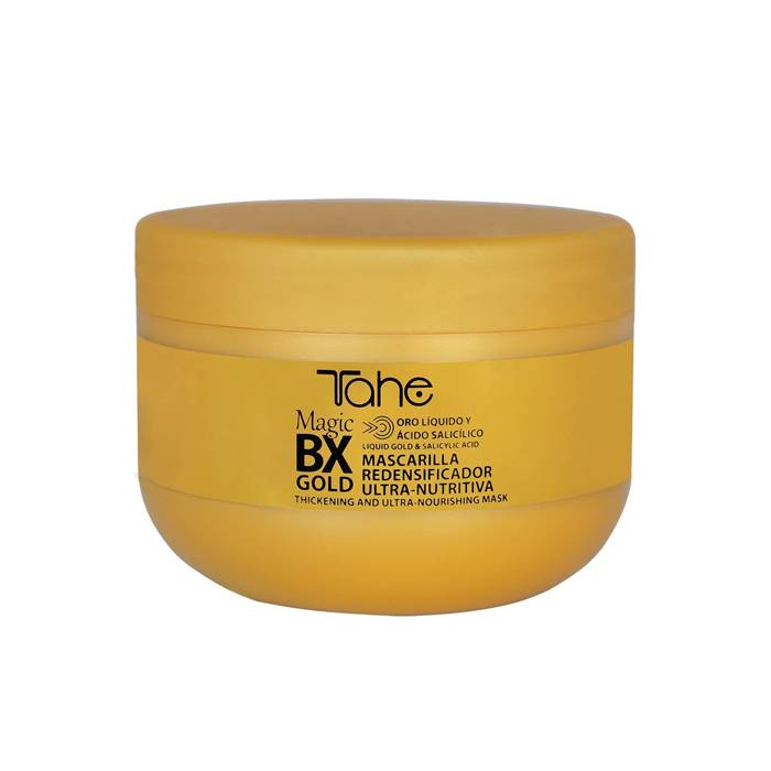 Tahe Magic Bx Gold Thickening and Ultra-Nourishing Mask 300 ml