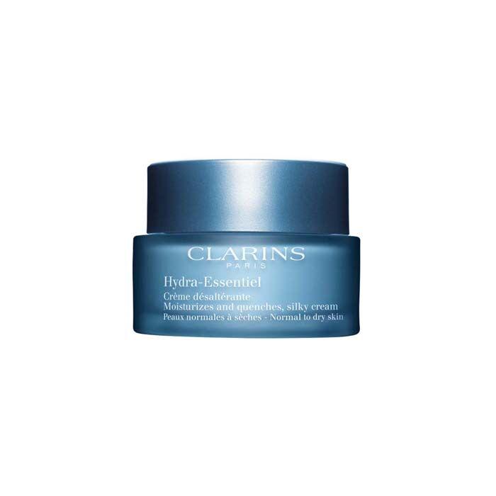 clarins hydra essentiel crème désaltérante tutti i tipi di pelle 50 ml