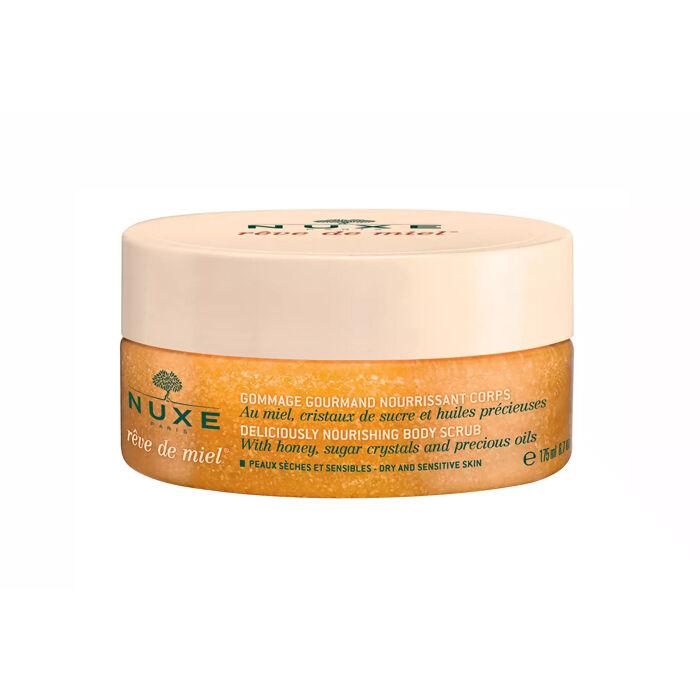 Nuxe Paris Reve De Miel Deliciously Nourishing Body Scrub Dry and Sensitive Skin 175 ml