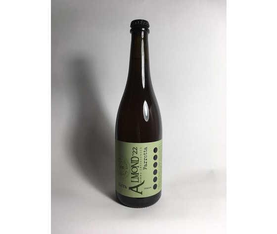 almond'22 almond'22 birra artigianale farrotta cl 75 alc. 5,6%