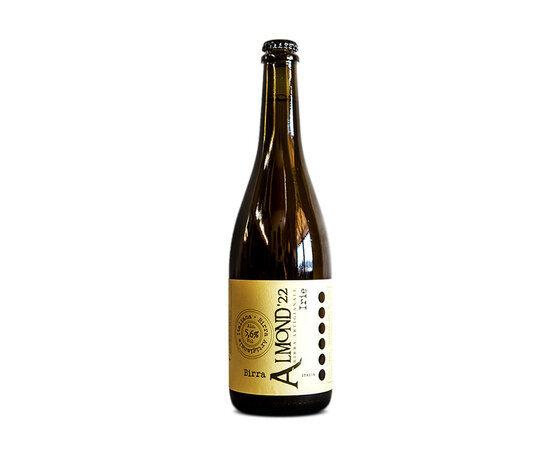 almond'22 almond'22 birra artigianale irie cl 75 alc. 5,9%
