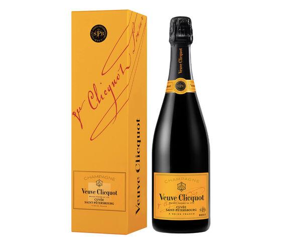 Veuve Clicquot Cuvee Saint-Petersbourg Champagne Brut Cl 75
