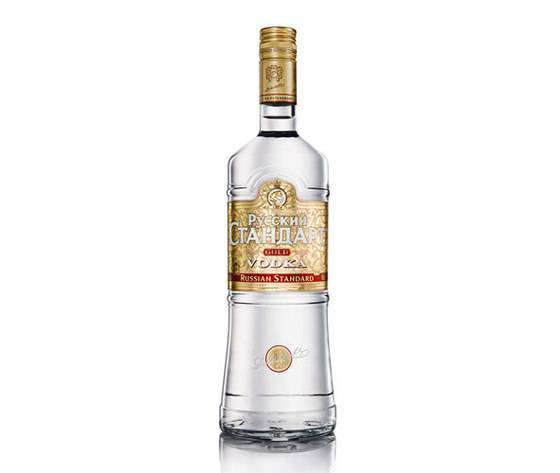 Vodka Standard Russian Gold Cl 70 Alc. 40%