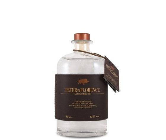 GIN PETER IN FLORENCE Cl 50 Alc 43%