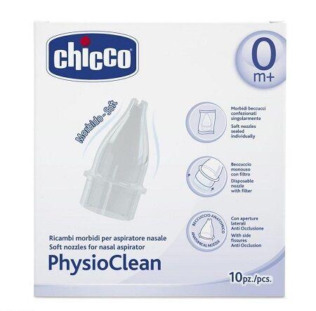 CHICCO (ARTSANA SpA) Ch Physioclean Ric Asp Nasale (922917303)