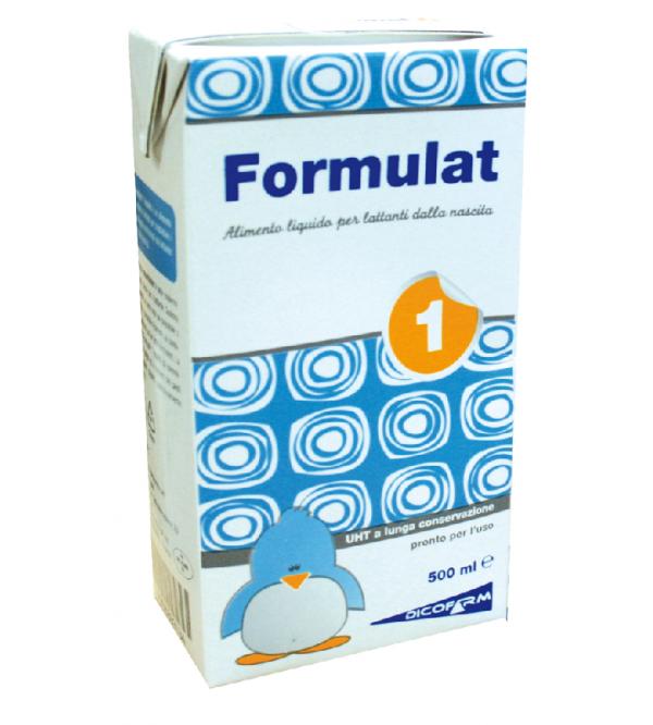 DICOFARM SpA Formulat 1 Liq 500ml