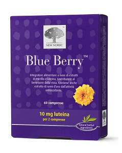 NEW NORDIC Srl Blue Berry 60cpr (905360347)