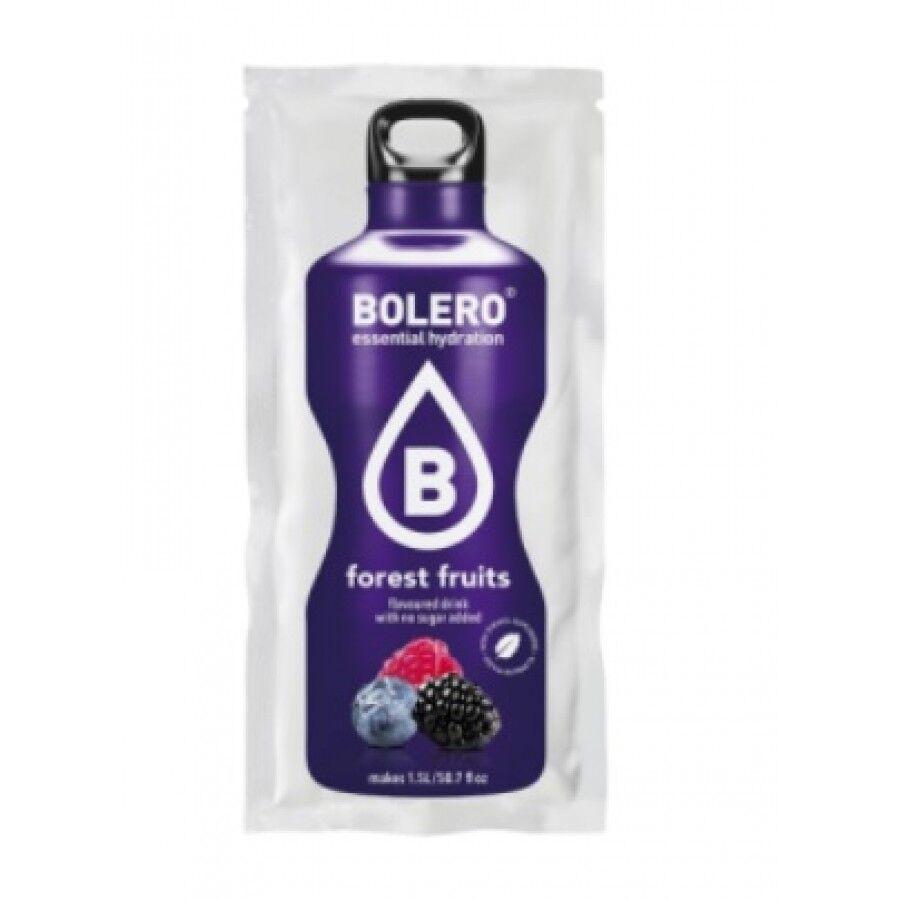 BOLERO ITALIA Bolero Forest Fruits 1 Bustina Da 9 Grammi