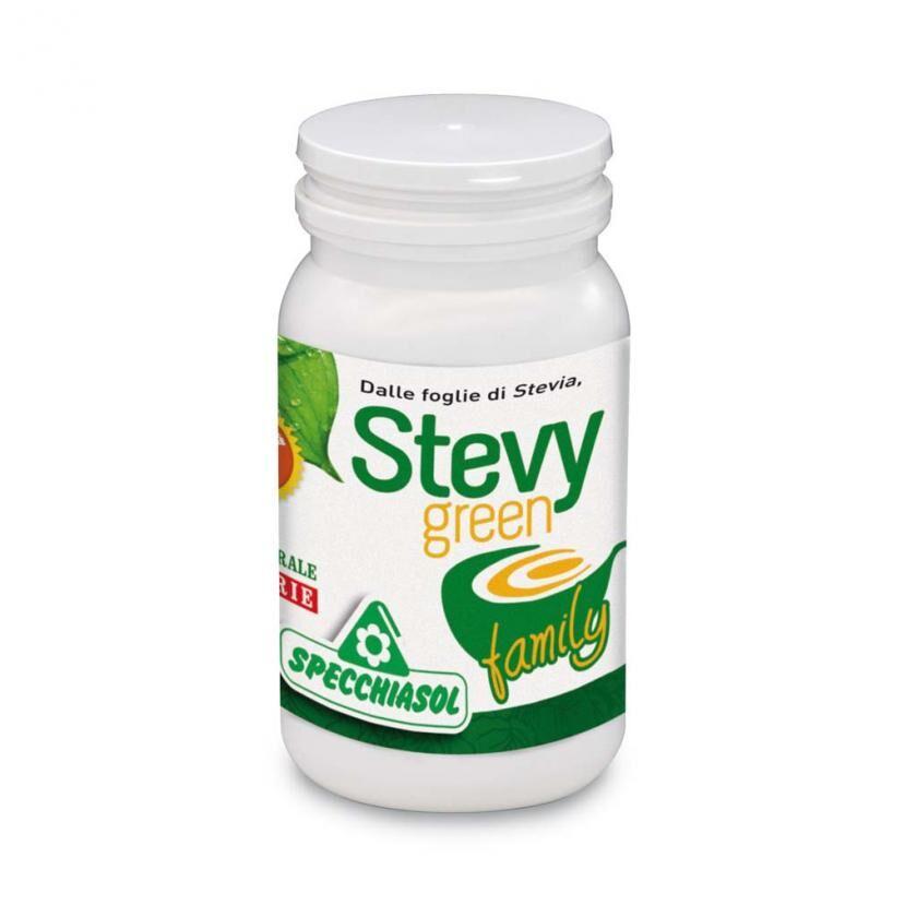 SPECCHIASOL Srl Stevygreen Family 250g