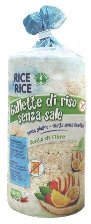 PROBIOS Srl R&r Gallette Riso S/sale 100g
