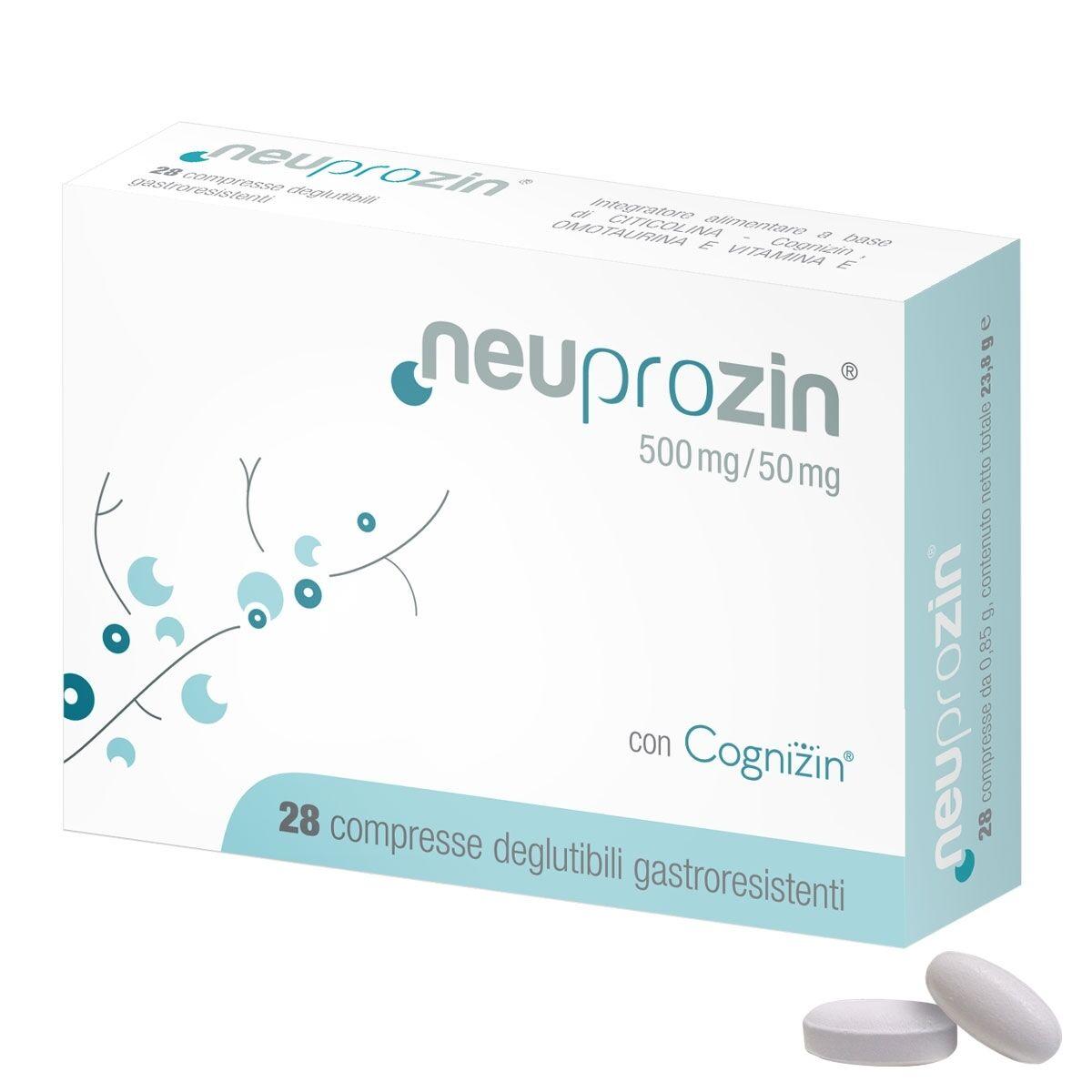 neuprozin integratore alimentare 28 compresse (935809588)