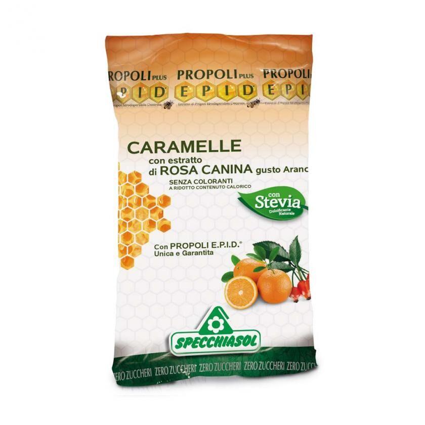 SPECCHIASOL Srl Epid Caramelle Alla Rosa Canina Arancio Sacchetto Da 24 Caramelle (Offerta) (901068472)