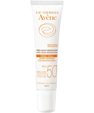 AVENE (Pierre Fabre It. SpA) Avene Crema Zone Sensibili Spf 50+ 15ml (938007527)