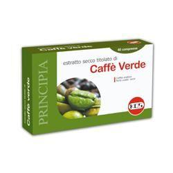 kos srl caffe' verde estr secco 60cpr