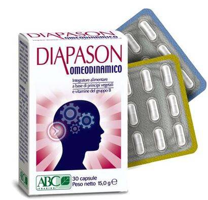 a.b.c. trading srl diapason omeodinamico 30cps (939462420)
