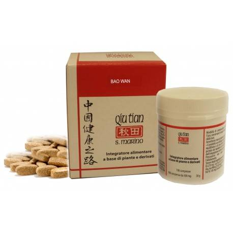 QIU TIAN Srl Bao Wan 100 Compresse (925892731)