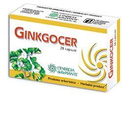 l'energia delle piante snc ginkgocer 28cps (907178673)