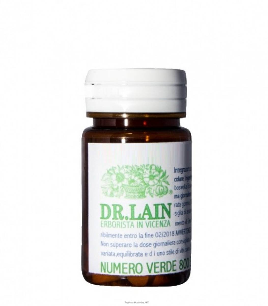 DR.LAIN Cozze Verdi 50cpr (925464240)