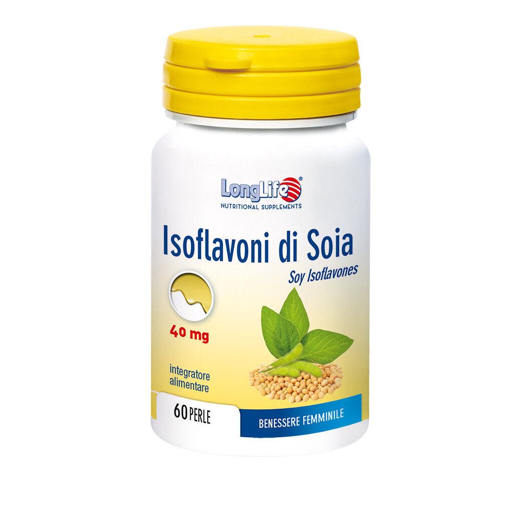 Longlife Isoflavoni Soia 60prl (935793063)
