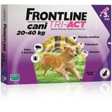 BOEHRINGER INGELHEIM Div.Veter Frontline Tri-Act*3pip 20-40kg