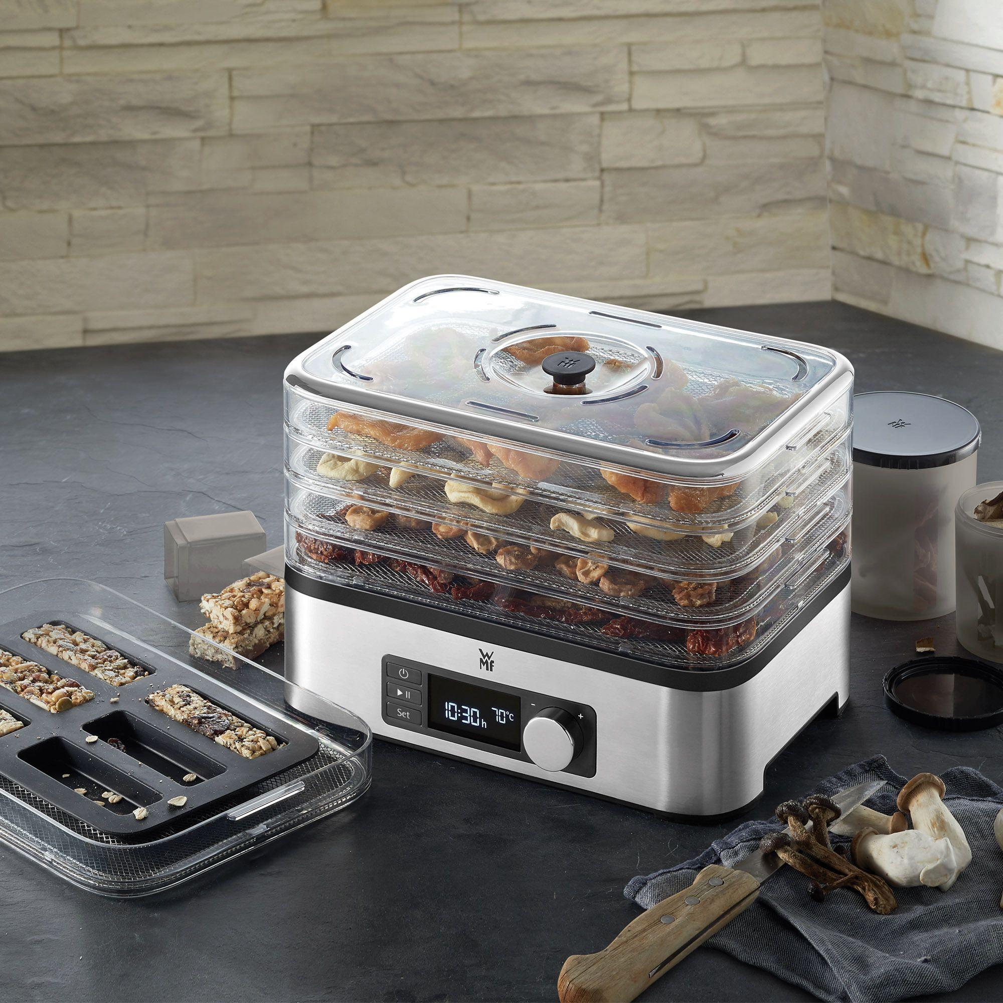 wmf kitchenminis® essiccatore a 5 vassoi con stampo