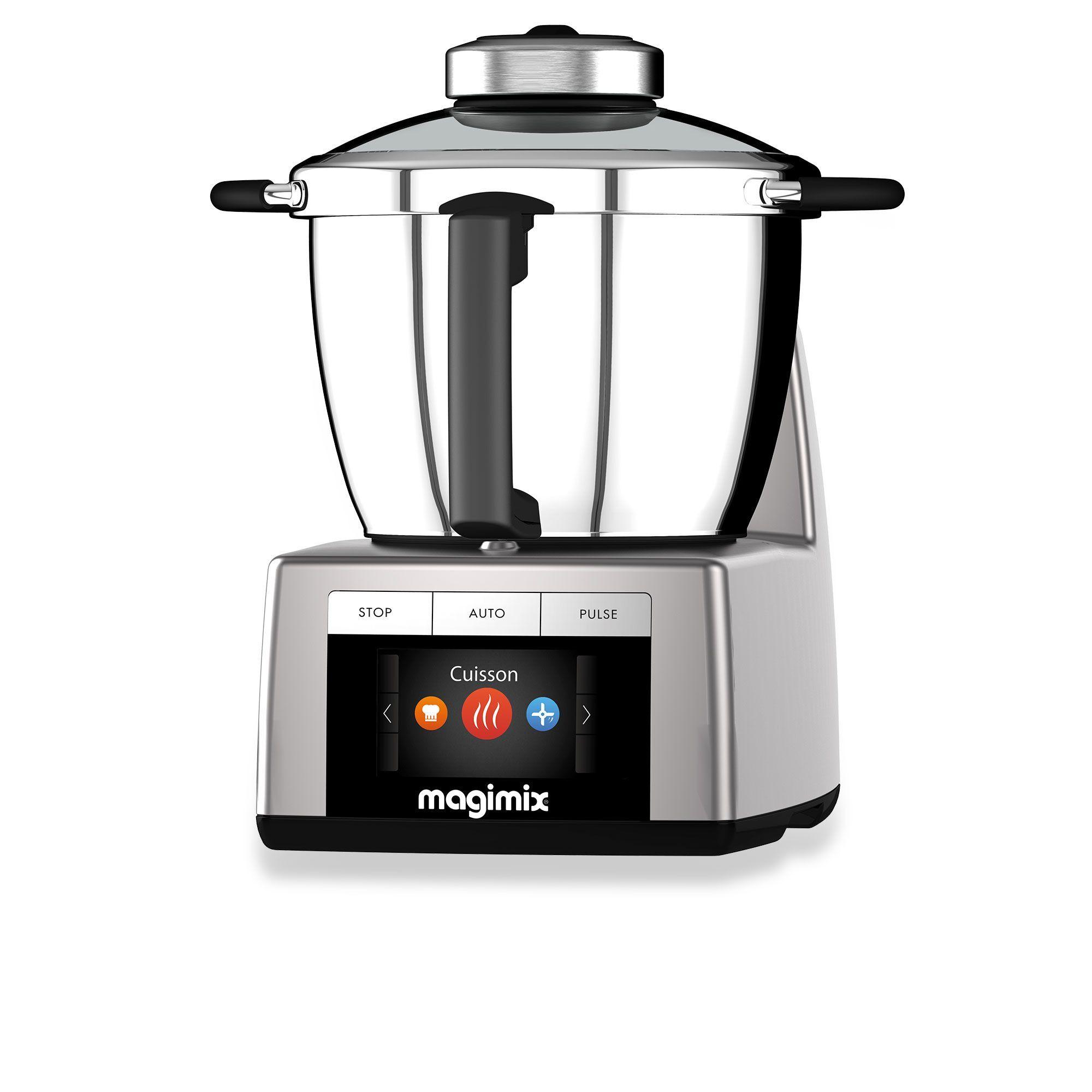 magimix cook expert robot da cucina multifunzione + vaporiera xxl