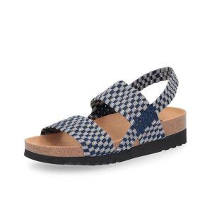 Sandalo Scholl Con Tomaia Kaory Glitter Elastica SUqzMpV