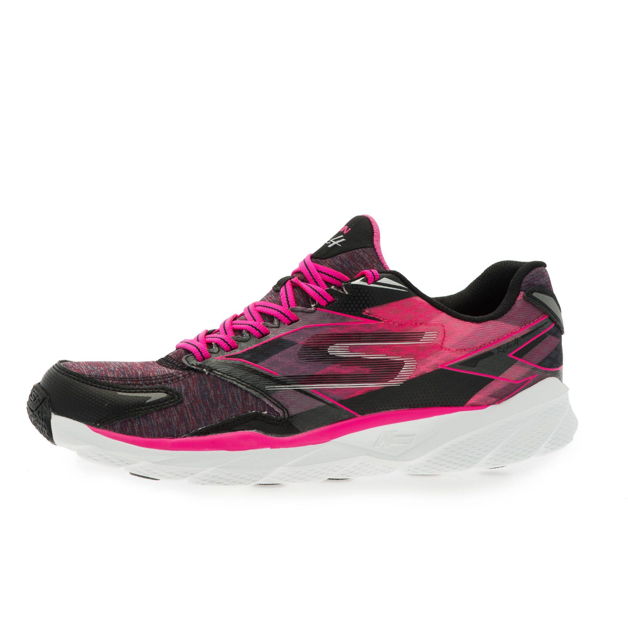 SKECHERS Sneaker Go Run Ride 4-Excess con stampa 3D