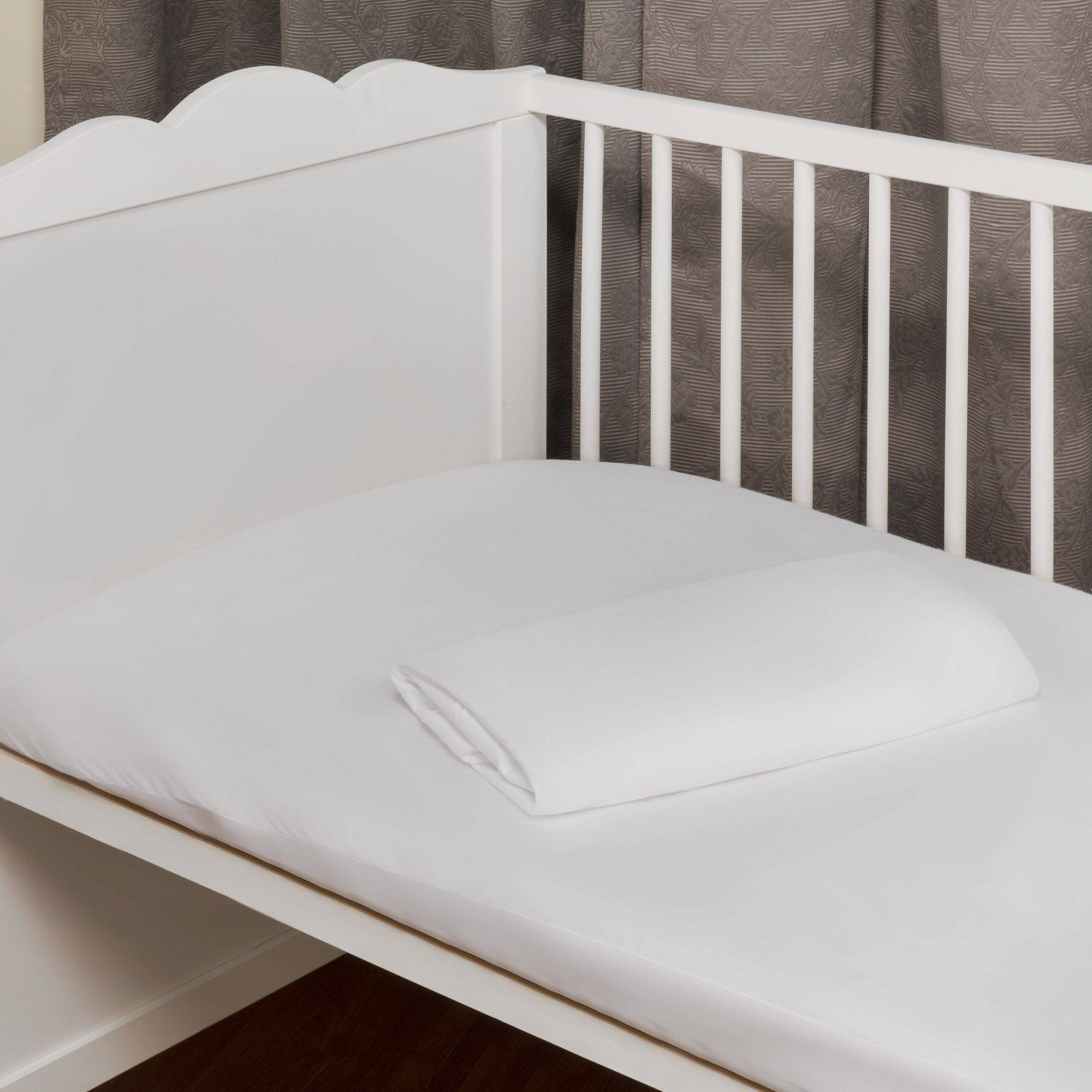 protect-a-bed 2 coprimaterassi in bamboo per culla