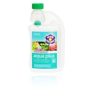 Wow Flower Aqua Plus aiuta a assorbire e trattenere l'acqua nel terreno