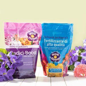 Wow Flower Fertilizzante piante e stimolatore per radici