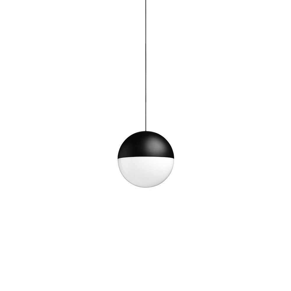 flos string light sfera sospensione