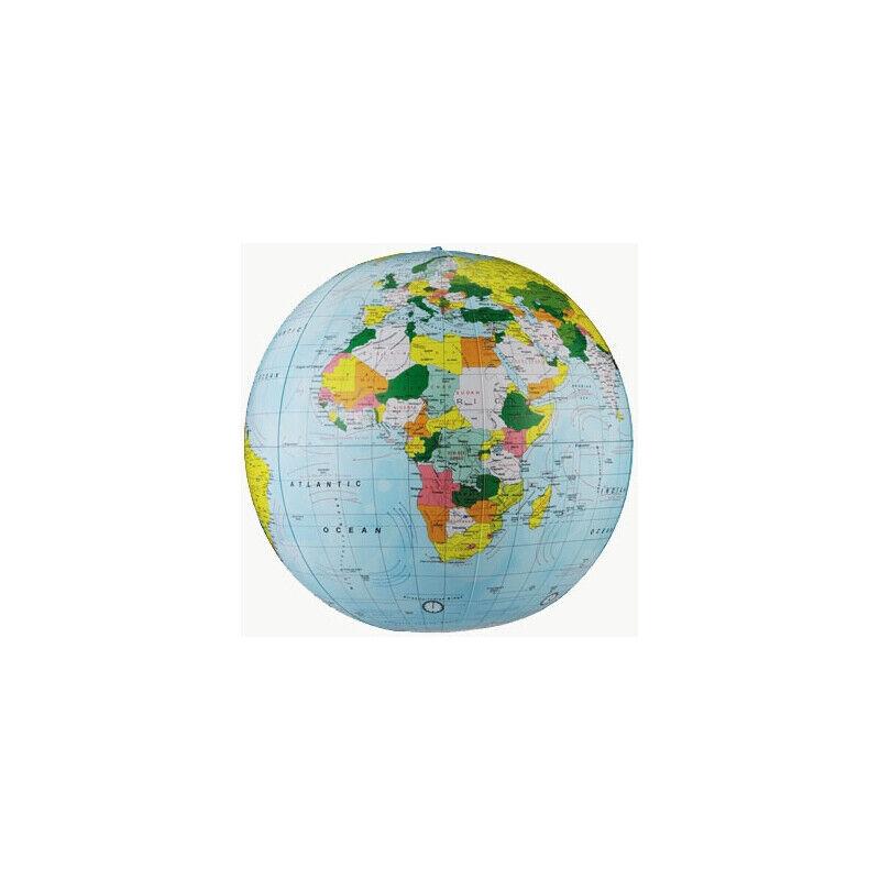 Replogle Inflatable Globe political ca. 70cm