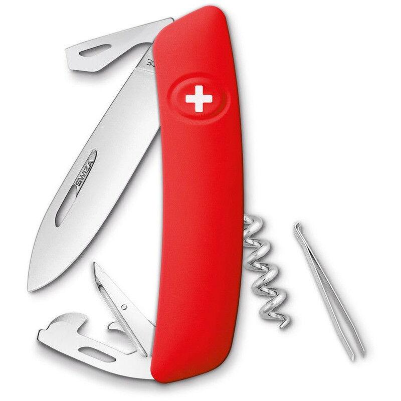 SWIZA Coltellino svizzero D03 rosso