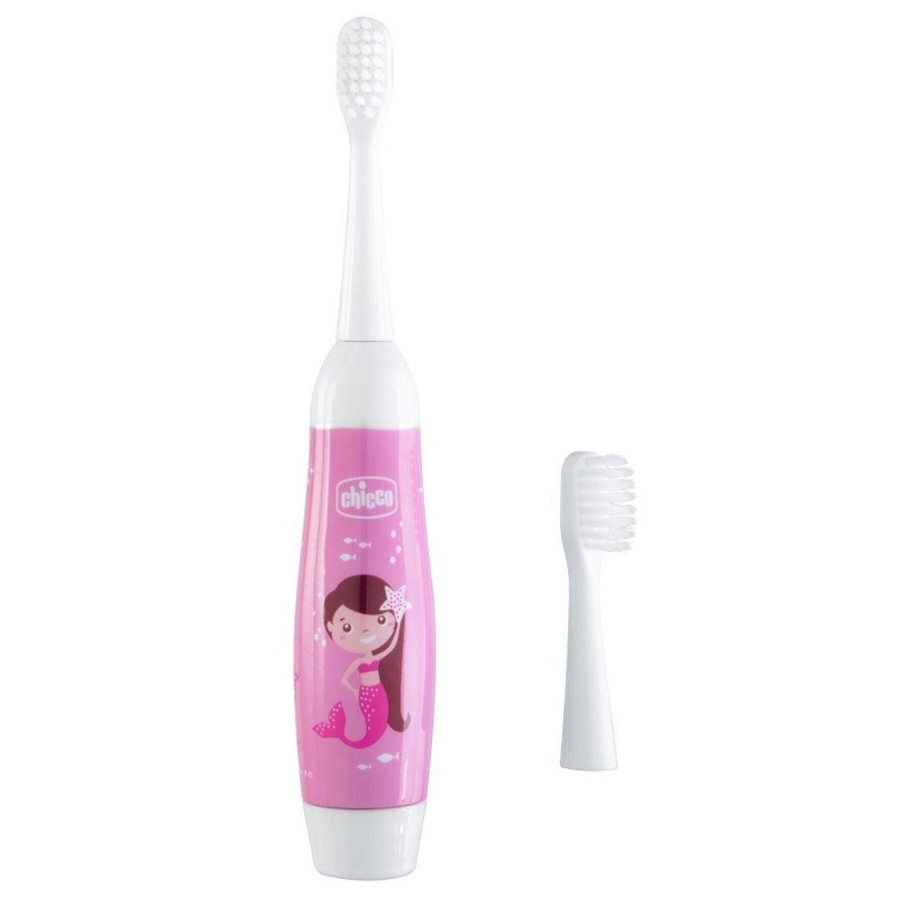 Chicco spazzolino elettrico rosa