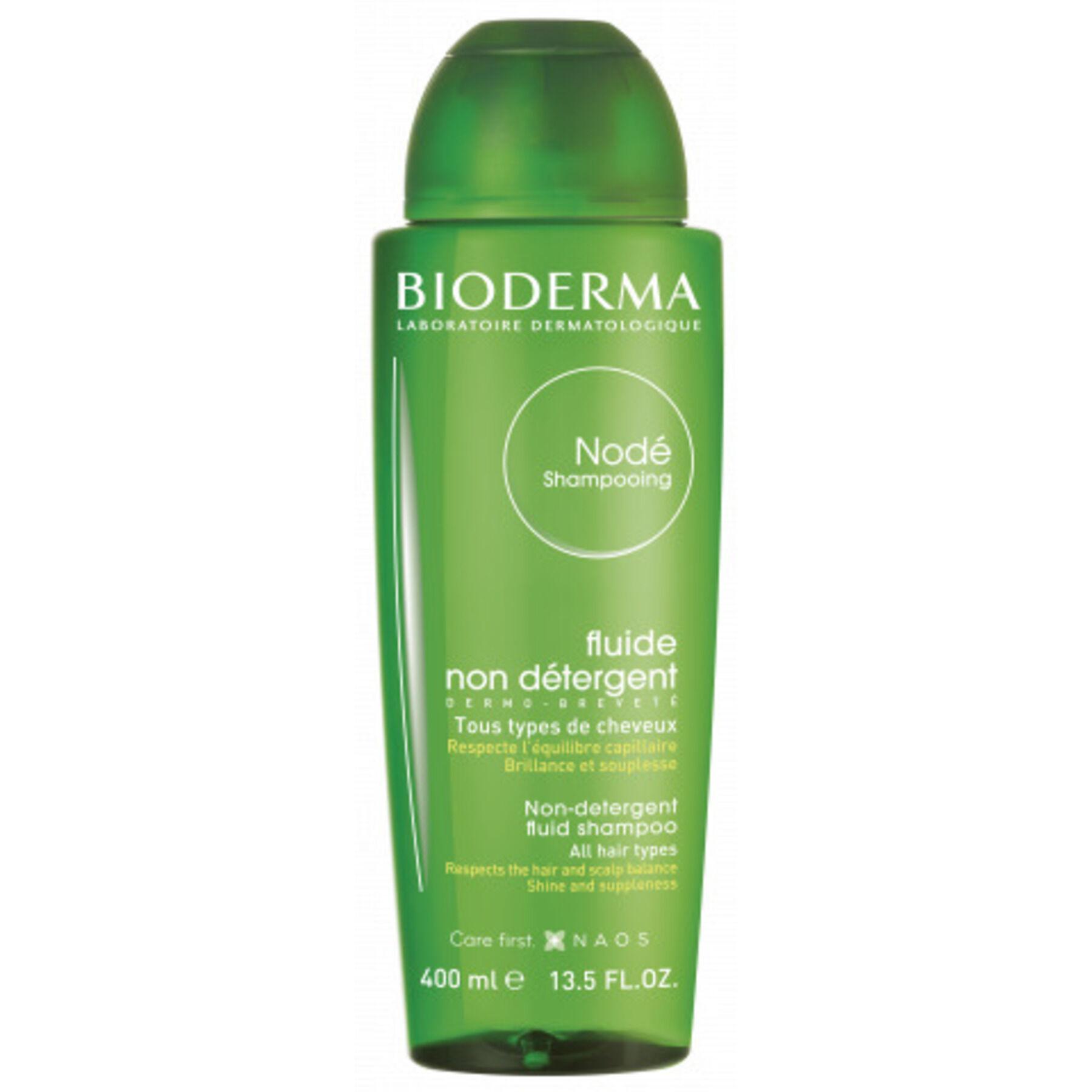 BIODERMA ITALIA Srl Node shampooing fluide non detergent 400 ml