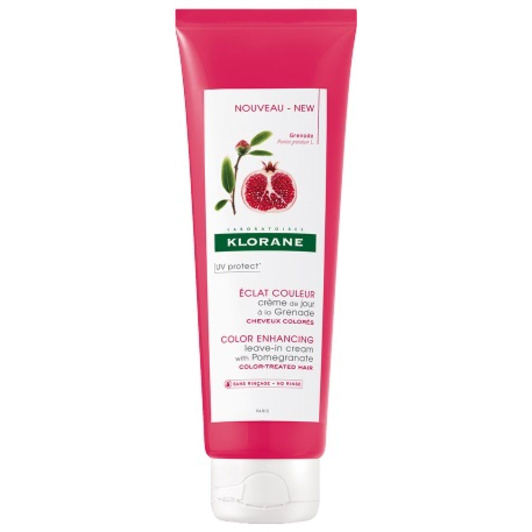 KLORANE (Pierre Fabre It. SpA) Klorane crema quotidiana senza risciacquo al melograno 125 ml