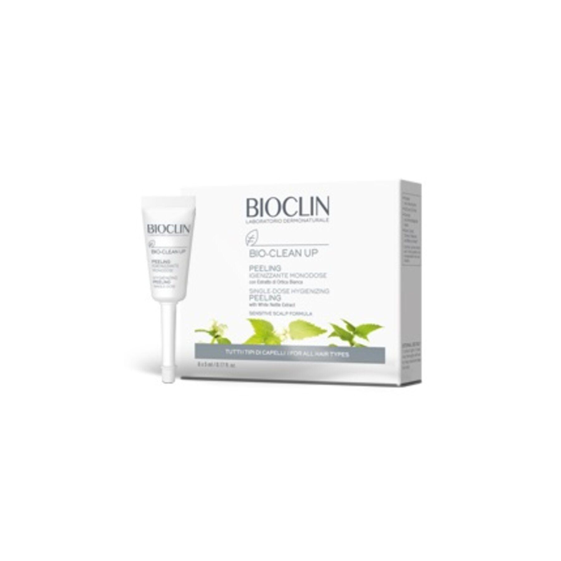 IST.GANASSINI SpA Bioclin bio clean up trattamento peeling modose