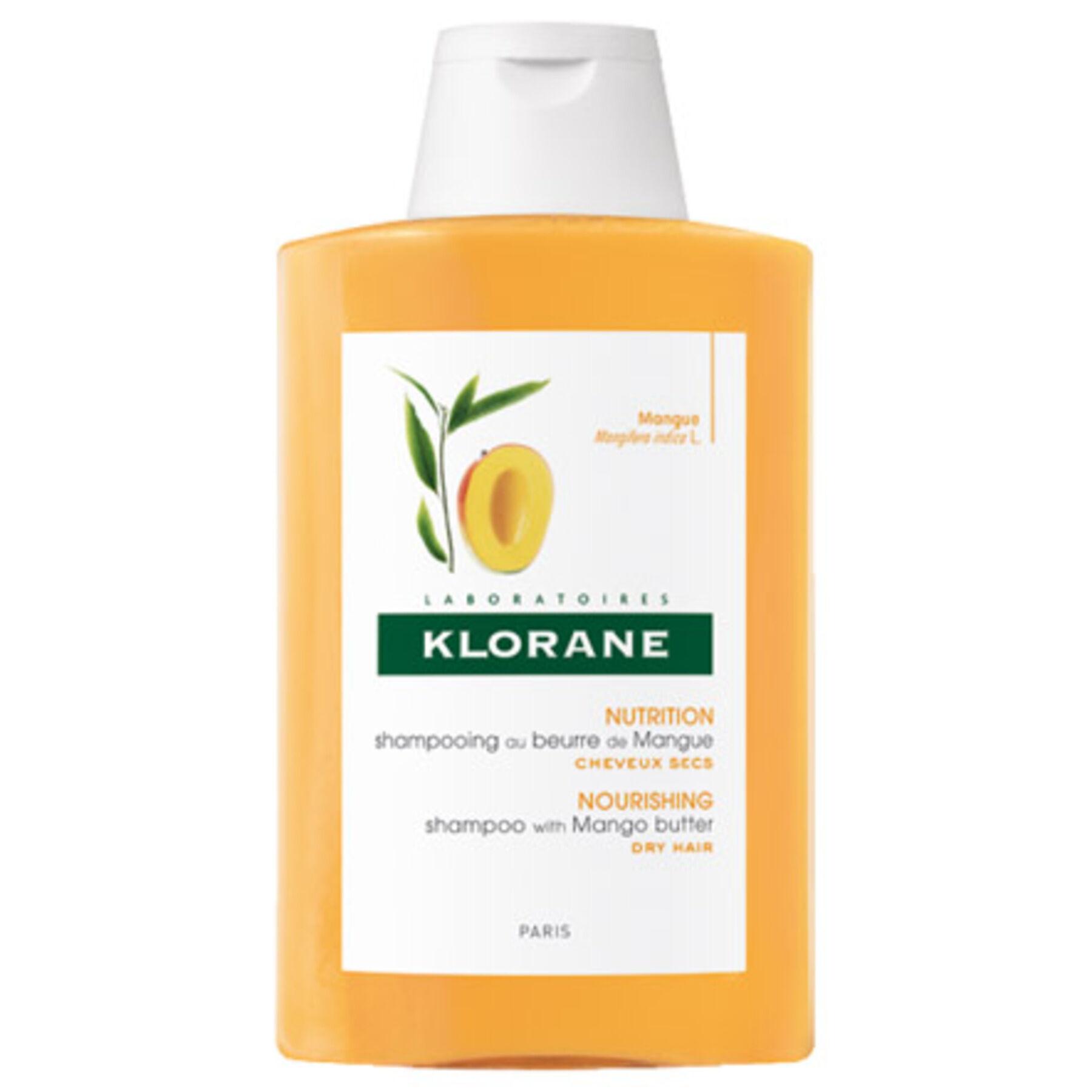 KLORANE (Pierre Fabre It. SpA) Klorane shampoo al burro di mango 200 ml