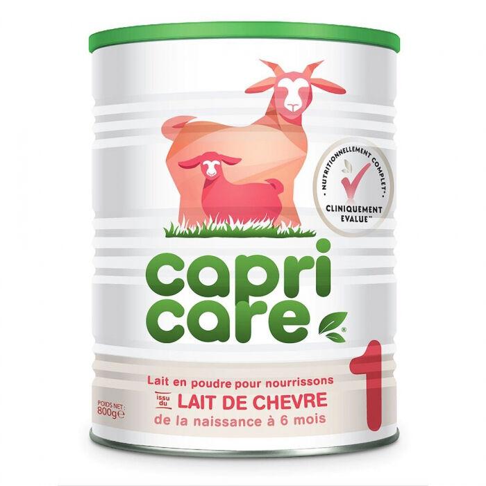 Junia Capricare 1 latte di capra intero in polvere per lattanti dalla nascita al 6° mese (400 g)
