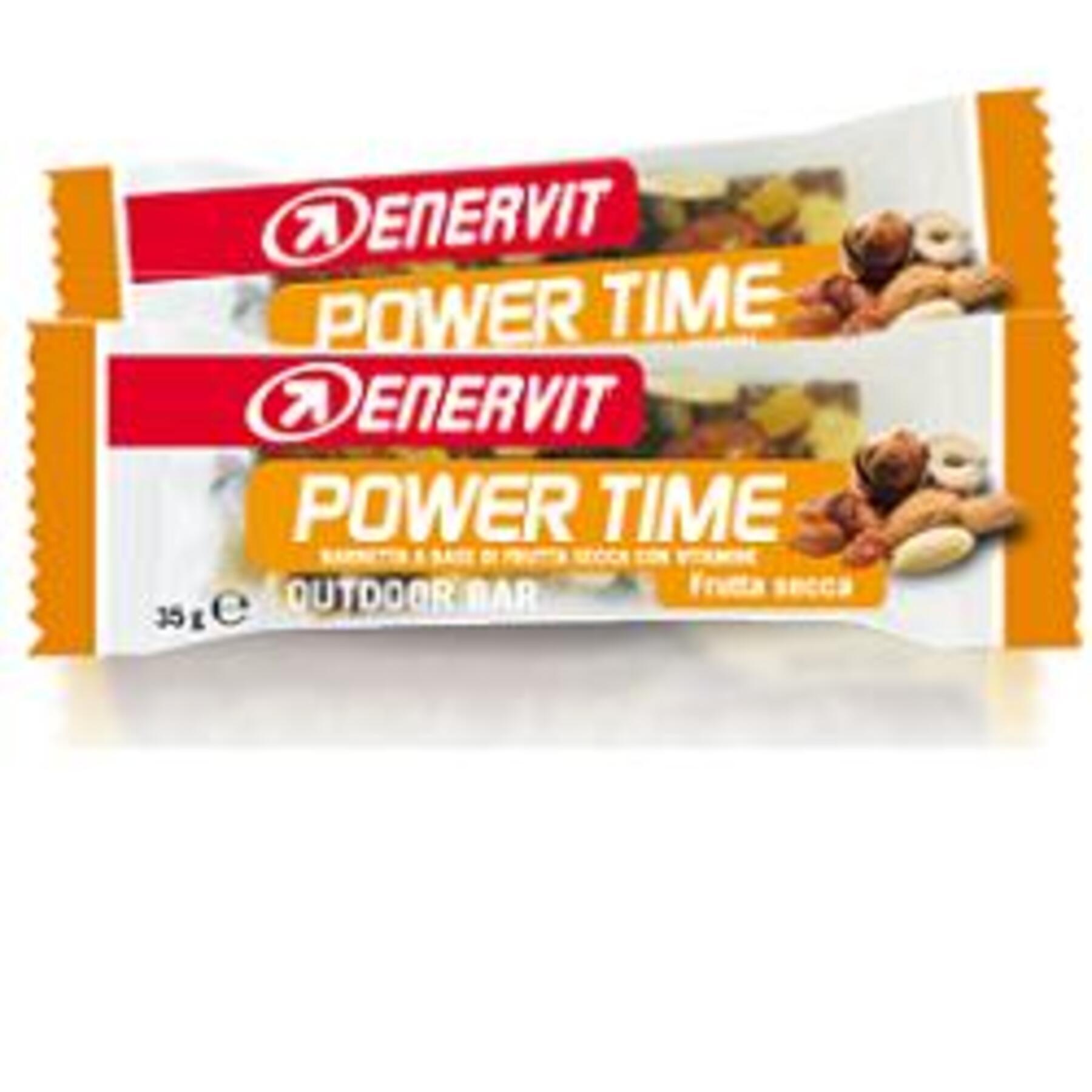 enervit spa enervit power time frutta 1 barretta