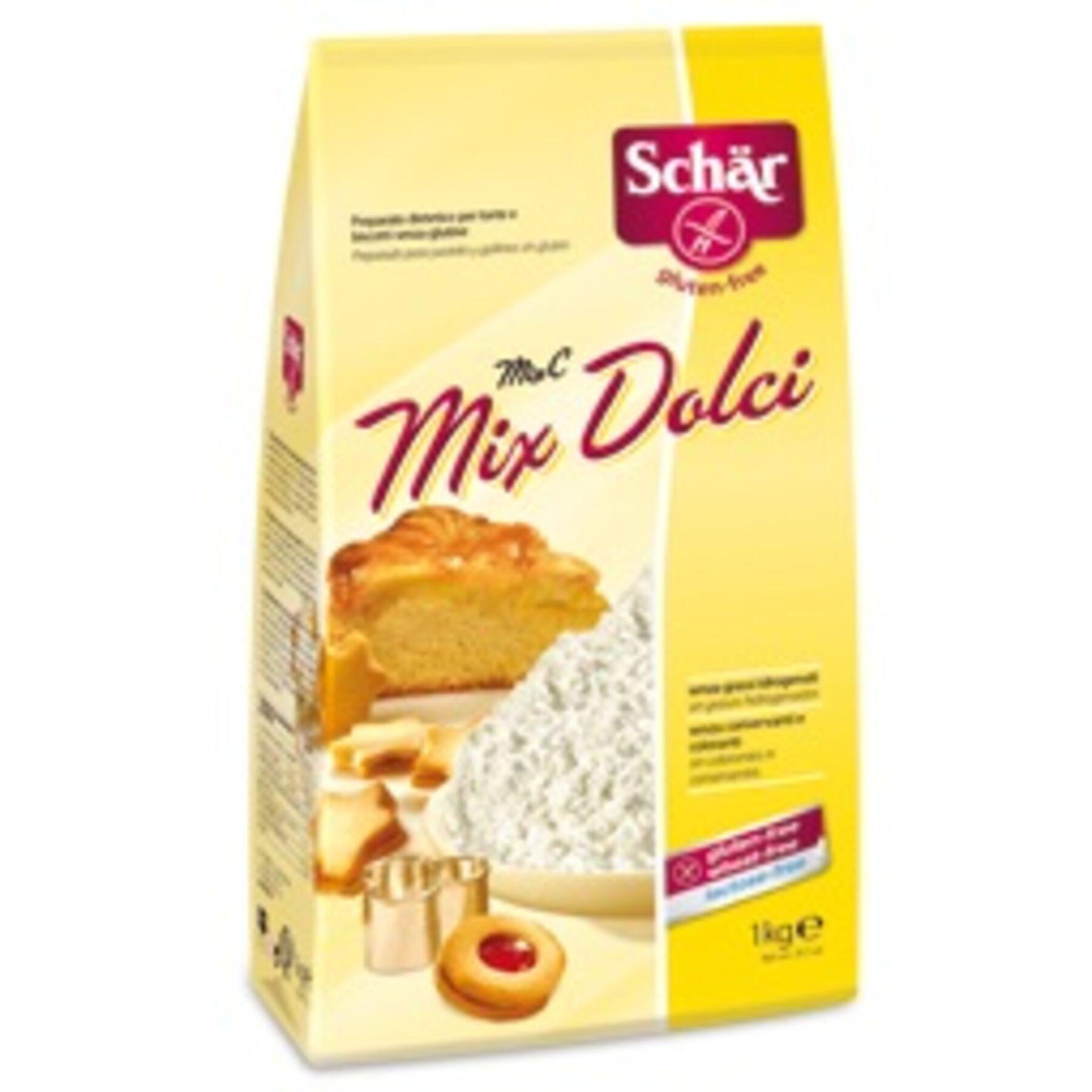 DR.SCHAR SpA Schar mix c farina 1 kg