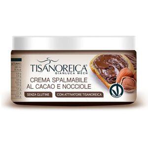 Gianluca Mech Tisanoreica Ciocomech Cream Vegan Crema spalmabile al cioccolato (100 g)
