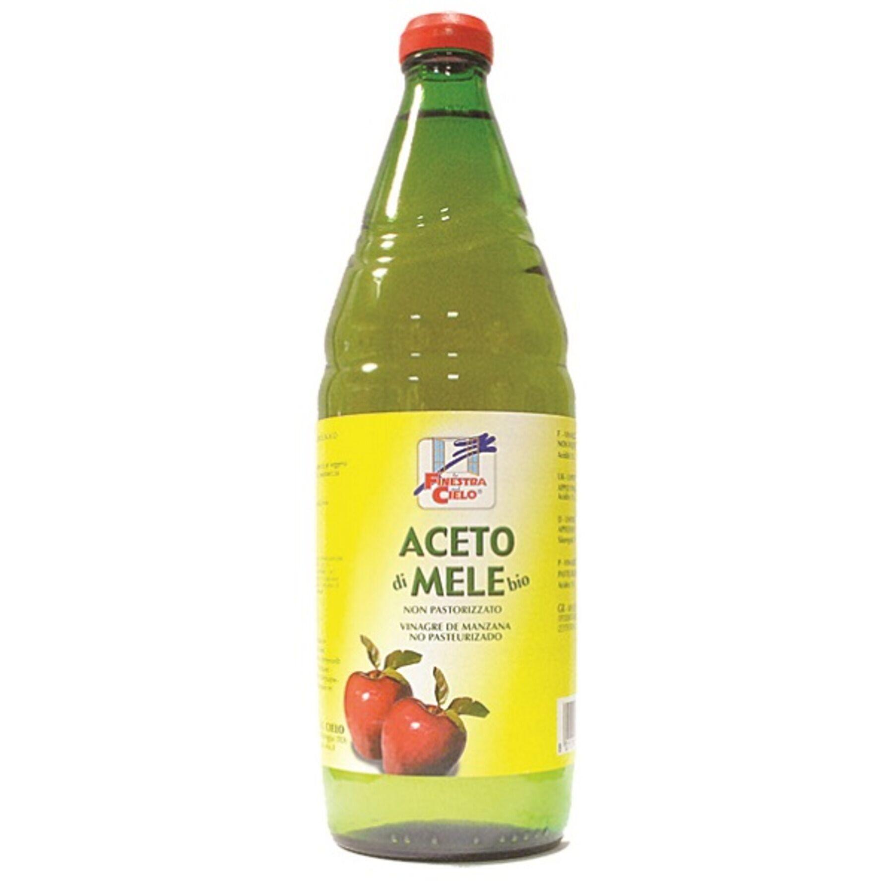 BIOTOBIO Srl Aceto di mele valle del reno bio 750 ml