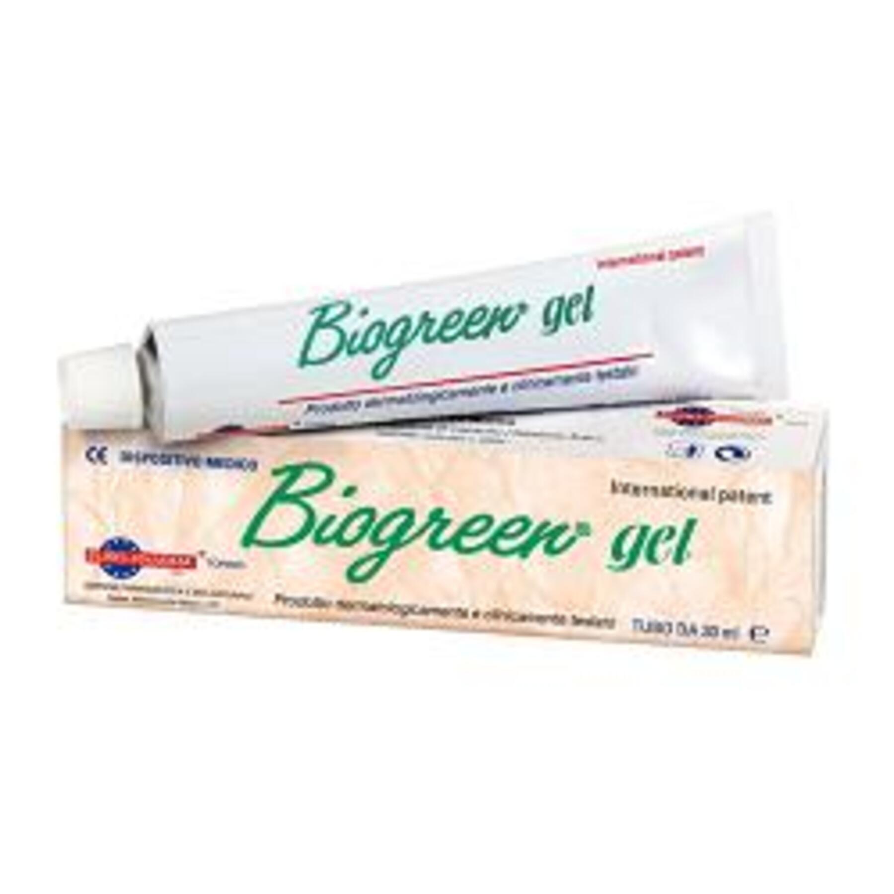 euro-pharma srl biogreen gel 30 g