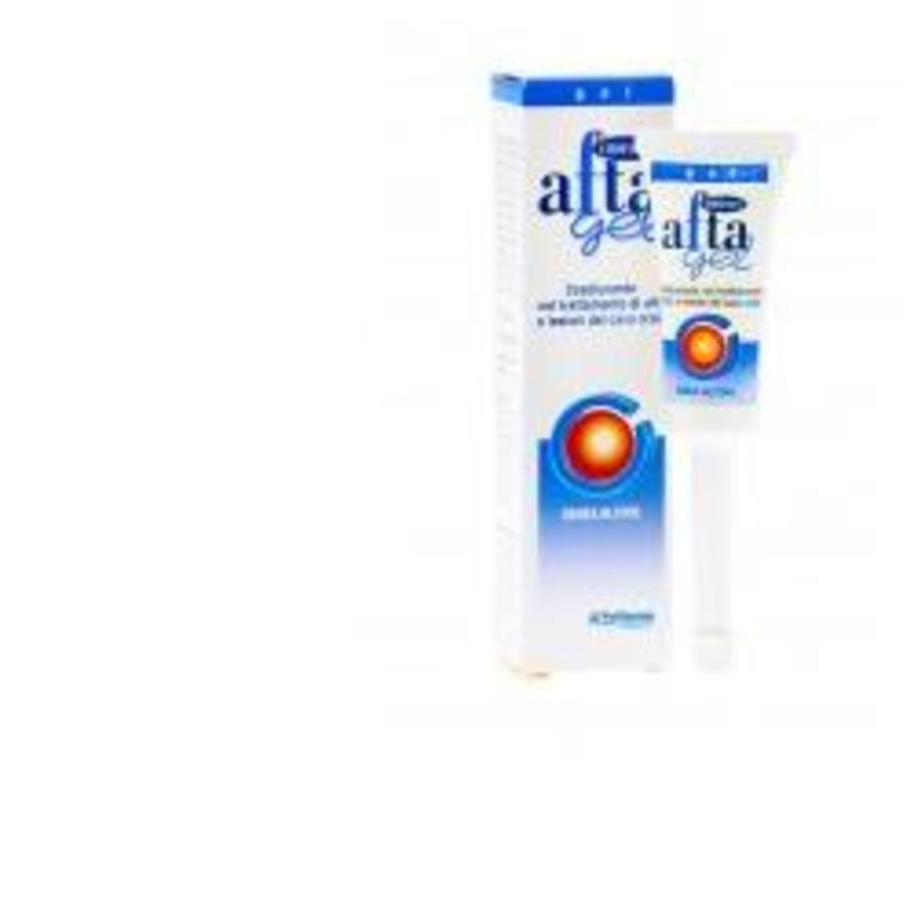 polifarma benessere srl emoform aftagel gel per igiene dentale 8ml*